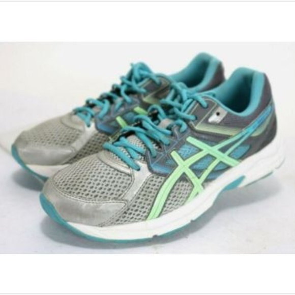 Asics Shoes - ASICS Gel-Contend 3 Women's Shoes Size 8.5 Gray